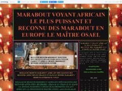 Marabout Voyant Africain Le Maitre Osael
